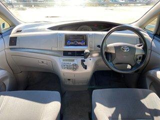 2007 Toyota Tarago ACR50R GLi Silver 4 Speed Automatic Wagon