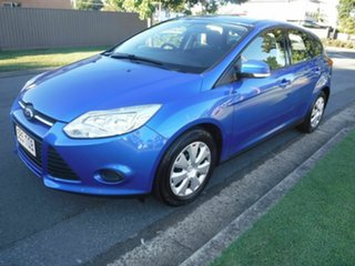 2013 Ford Focus LW MkII Ambiente Blue 5 Speed Automatic Hatchback