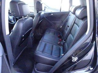 2012 Volkswagen Tiguan 5N MY12.5 132TSI Tiptronic 4MOTION Pacific Black 6 Speed Automatic Wagon