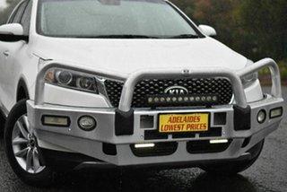 2016 Kia Sorento UM MY16 Si AWD White 6 Speed Sports Automatic Wagon