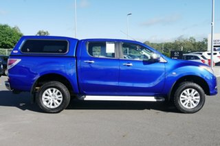 2015 Mazda BT-50 UP0YF1 XTR Blue 6 Speed Manual Utility