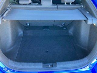 2017 Honda Civic 10th Gen MY17 VTi Blue 1 Speed Constant Variable Hatchback