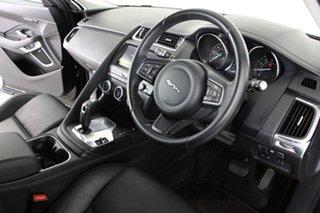 2018 Jaguar E-PACE X540 MY18 P250 SE AWD (183kW) Black 9 Speed Automatic Wagon