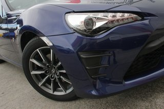 2017 Toyota 86 ZN6 GT Gravity Blue 6 Speed Sports Automatic Coupe.