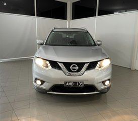 2016 Nissan X-Trail T32 ST-L X-tronic 2WD Silver, Chrome 7 Speed Constant Variable Wagon.