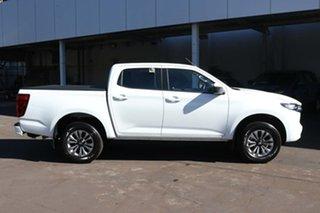 2020 Mazda BT-50 TFS40J XT White 6 Speed Sports Automatic Utility.