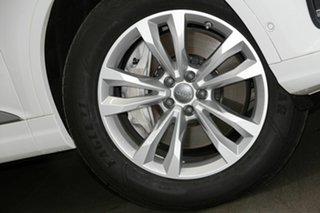 2016 Audi Q7 4M MY17 TDI Tiptronic Quattro White 8 Speed Sports Automatic Wagon.