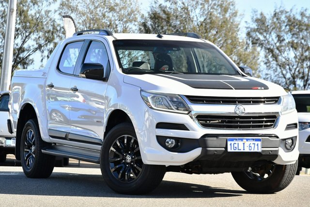 Used Holden Colorado RG MY17 Z71 Pickup Crew Cab Clarkson, 2016 Holden Colorado RG MY17 Z71 Pickup Crew Cab White 6 Speed Sports Automatic Utility