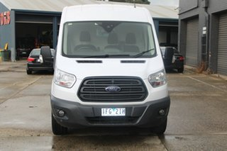 2015 Ford Transit VO MY14.5 350L LWB Mid Roof White 6 Speed Manual Van.