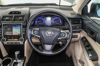 2015 Toyota Camry ASV50R MY15 Atara SL Silver Pearl 6 Speed Automatic Sedan