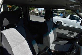 2013 Nissan Navara D22 Series 5 ST-R (4x4) White 5 Speed Manual Dual Cab Pick-up