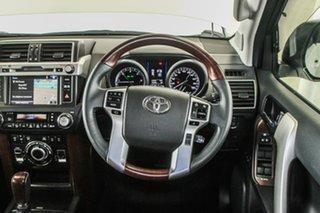 2017 Toyota Landcruiser Prado GDJ150R MY16 Kakadu (4x4) Crystal Pearl 6 Speed Automatic Wagon