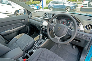 2021 Suzuki Vitara LY Series II Turbo 2WD Blue & Black 6 Speed Sports Automatic Wagon
