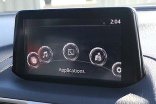 2018 Mazda 3 BN5236 SP25 SKYACTIV-MT Red 6 Speed Manual Sedan