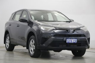 2017 Toyota RAV4 ASA44R GX AWD Graphite 6 Speed Sports Automatic Wagon