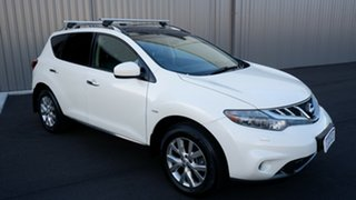 2011 Nissan Murano Z51 Series 3 TI Pearl White 6 Speed Constant Variable Wagon