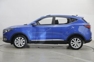 2020 MG ZS AZS1 MY20 Excite 2WD Regal Blue 4 Speed Automatic Wagon.