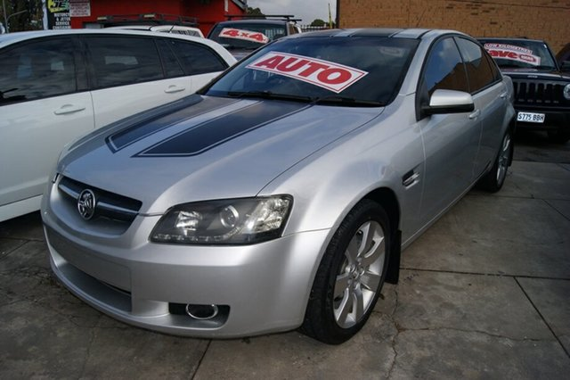Used Holden Commodore VE MY09.5 International Blair Athol, 2009 Holden Commodore VE MY09.5 International Silver 4 Speed Automatic Sedan