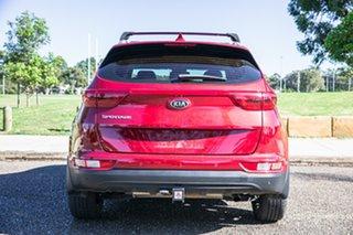 2018 Kia Sportage QL MY19 AO Edition 2WD Red 6 Speed Sports Automatic Wagon