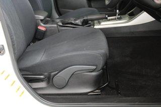 2010 Subaru Impreza G3 MY10 R AWD Satin White Pearl 4 Speed Sports Automatic Hatchback