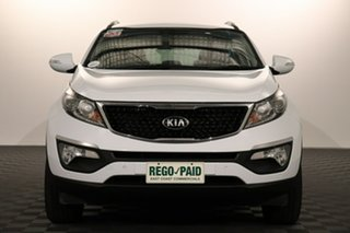 2015 Kia Sportage SL MY14 SLi AWD Casa White 6 speed Automatic Wagon.