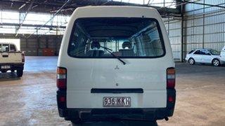 2006 Mitsubishi Express SJ M07 MWB White 5 Speed Manual Van