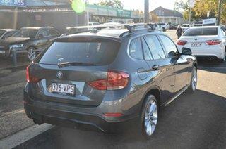 2013 BMW X1 E84 MY13 sDrive 20i Sportline Grey 8 Speed Automatic Wagon.