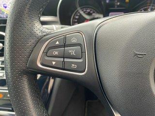 2018 Mercedes-Benz C-Class W205 808MY C200 9G-Tronic Grey 9 Speed Sports Automatic Sedan