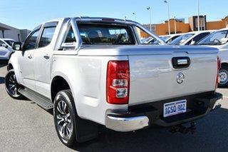 2017 Holden Colorado RG MY17 LTZ Pickup Crew Cab Silver 6 Speed Sports Automatic Utility.