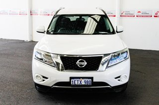 2013 Nissan Pathfinder R52 ST (4x2) Continuous Variable Wagon.