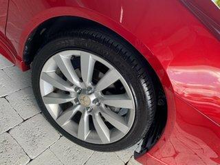 2009 Mitsubishi Lancer VR-X Red Constant Variable Sedan