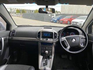 2013 Holden Captiva CG MY13 7 AWD CX Silver 6 Speed Sports Automatic Wagon
