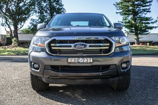 2018 Ford Ranger PX MkIII 2019.00MY XLS Meteor Grey 6 Speed Sports Automatic Utility