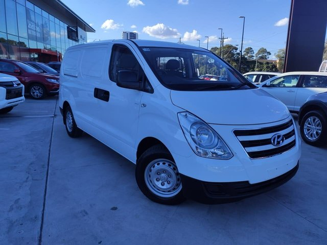 Used Hyundai iLOAD TQ2-V MY15 Liverpool, 2015 Hyundai iLOAD TQ2-V MY15 White 5 Speed Automatic Van