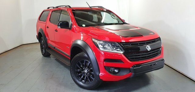Used Holden Colorado RG MY19 Z71 Pickup Crew Cab Elizabeth, 2019 Holden Colorado RG MY19 Z71 Pickup Crew Cab Red 6 Speed Sports Automatic Utility