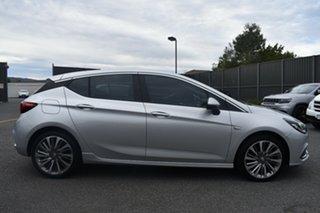 2017 Holden Astra BK MY18 RS-V Billet Silver 6 Speed Manual Hatchback