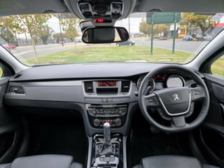 2011 Peugeot 508 Allure Touring Silver 6 Speed Sports Automatic Wagon