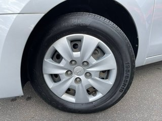 2010 Hyundai i30 FD MY10 SX Silver 4 Speed Automatic Hatchback