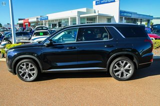 2021 Hyundai Palisade LX2.V1 MY21 Highlander AWD Blue 8 Speed Sports Automatic Wagon