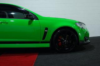 2017 Holden Commodore VF II MY17 SS V Redline Green 6 Speed Manual Sedan