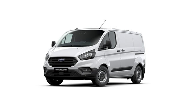 New Ford Transit Custom VN 2021.25MY 340S (Low Roof) Tanunda, 2021 Ford Transit Custom VN 2021.25MY 340S (Low Roof) Frozen White 6 Speed Automatic Van