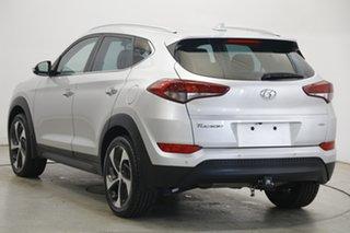 2017 Hyundai Tucson TLe MY17 Elite AWD Silver 6 Speed Sports Automatic Wagon