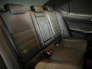 2015 Lexus IS AVE30R IS300h F Sport Grey 1 Speed Constant Variable Sedan Hybrid