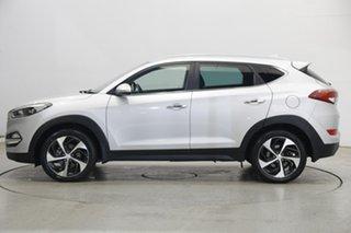 2017 Hyundai Tucson TLe MY17 Elite AWD Silver 6 Speed Sports Automatic Wagon.