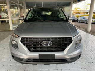 2019 Hyundai Venue Active Silver Automatic Wagon.