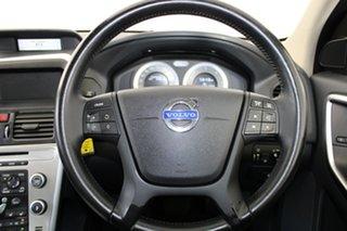2010 Volvo XC60 DZ MY10 D5 Geartronic AWD Silver 6 Speed Sports Automatic Wagon