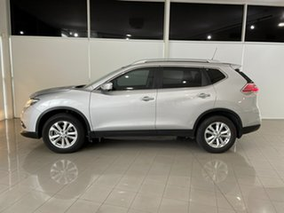 2016 Nissan X-Trail T32 ST-L X-tronic 2WD Silver, Chrome 7 Speed Constant Variable Wagon