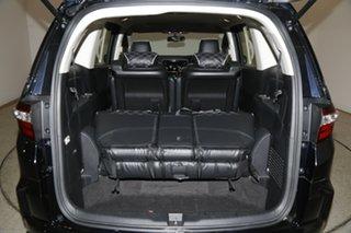 2015 Honda Odyssey RC MY15 VTi-L Dark Blue 7 Speed Constant Variable Wagon
