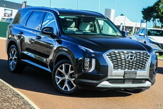 2021 Hyundai Palisade LX2.V1 MY21 Highlander AWD Blue 8 Speed Sports Automatic Wagon.