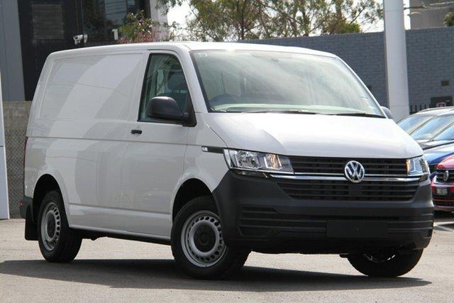 New Volkswagen Transporter T6.1 MY21 TDI340 SWB DSG Indooroopilly, 2020 Volkswagen Transporter T6.1 MY21 TDI340 SWB DSG Reflex Silver 7 Speed